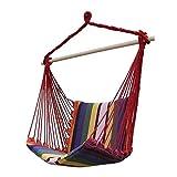 Sillas de Columpio Outdoor Home Swing Seat Hamaca Colgante Sillas de Interior para Patio