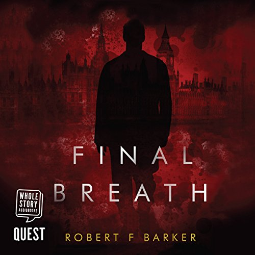 Final Breath audiobook cover art
