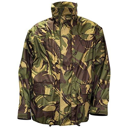 Highlander Herren Tempest Regenjacke, Camouflage, L