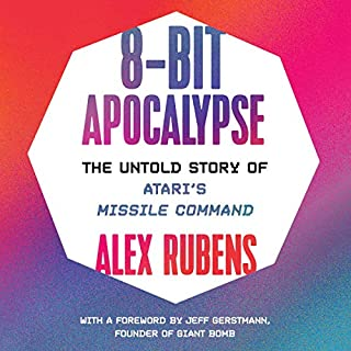 8-Bit Apocalypse audiobook cover art