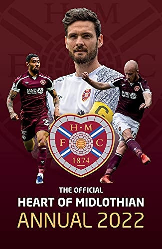 The Official Heart of Midlothian Annual 2022