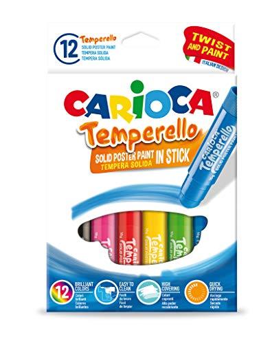 CARIOCA TEMPERELLO   42738 - Témperas Solidas barra
