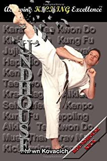 Roundhouse Kick (Achieving Kicking Excellence, Vol. 9)