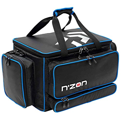 Daiwa NZON Feeder Angeln Carryall Cool Bag Tasche - 50x28x30cm