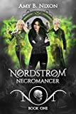 Nordstrøm Necromancer: Dark Fantasy Inspired By Norse Mythology (Northern Necromancers: The Island Book 1)