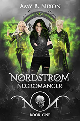 Nordstrøm Necromancer: A New Adult Dark Fantasy Inspired By Norse Mythology (Northern Necromancers Book 1)