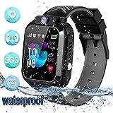 bhdlovely Smartwatch Niños Reloj GPS/LBS a Prueba de Agua - Reloj...