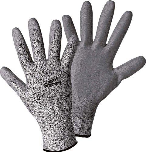Worky 1126CUTEXX Handschuh Mesh 100% Faser Dyneema® mit PU-Beschichtung Größe 8