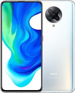 Xiaomi Poco F2 Pro 5G対応 グローバル版 (6GB+128GB) 6.67 inch/Dual SIM / 64+5+13+2MP Quad Camera/Motorized pop-up 20 MP Selfie Camera/Google play/日本語対応/SIMフリー (Phantom White/ファントムホワイト)