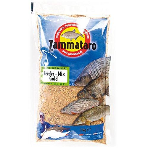 ZammataroFertigfutter Feeder Mix Gold 1kg