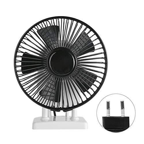 Dgtrhted Mini Ventilateur,Mini Ventilateur électrique Table Bureau Big Manucure Vent Ventilateur Sèche-Outils de manucure (EU Plug 220V)
