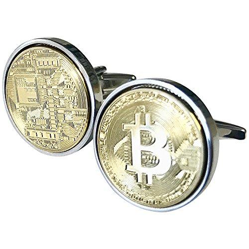 Birthday Cufflinks Manschettenknöpfe zum 5. Hochzeitstag, mit britischer 5-Pence-Münze aus dem Jahre 2011, das perfekte Geschenk zum Jahrestag