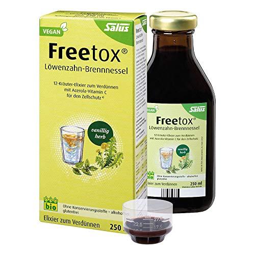 Freetox Löwenzahn-brennne 250 ml
