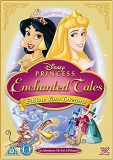 Disney Princess Enchanted Tales: Follow Your Dreams [Reino Unido] [DVD]