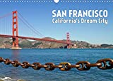 SAN FRANCISCO California's Dream City (Wall Calendar 2022 DIN A3 Landscape): Visit the popular places (Monthly calendar, 14 pages )