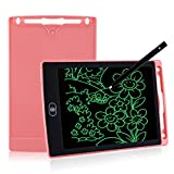NEIQII LCD Writing Tablet 8.5 Inch Electronic Doodle Board Drawing Pad for Kid's Art Creation,Erasable,Reusable,Portable Educational Toys Gifts for Kids Age 3+ at Home School Office