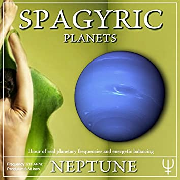 Spagyric Planets: Neptune (1 Hour of Real Planetary Frequencies and Energetic Balancing)