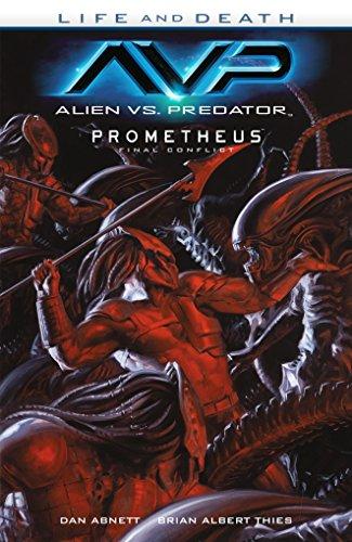 Alien Vs. Predator. Life And Death