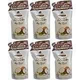 マイランドリー 詰替用 480mL ココナッツの香り お得な5個+1個セット