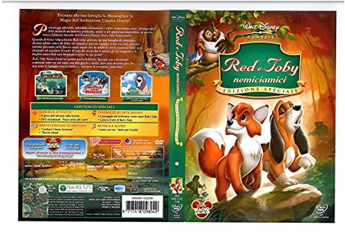 Red e Toby nemiciamici (DVD 2000 prima edizione)