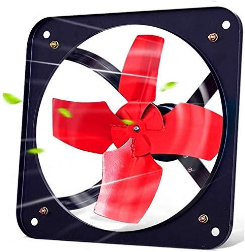 Ventilador de ventilación doméstico Extractor 8 Pulgadas Materiales De Acero Larga Vida De Servicio Durable De Escape De Acero Volumen De Aire LITING