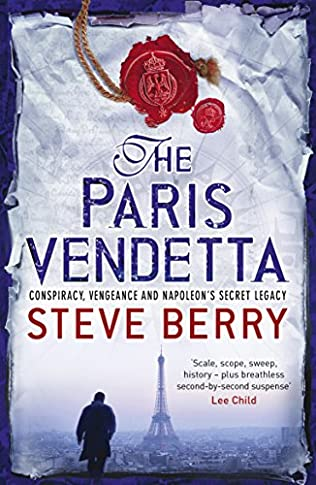 book cover of The Paris Vendetta