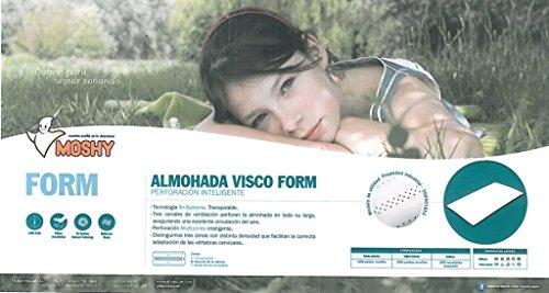 Almohada Moshy Visco Form almohada de 135 cms.