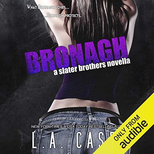 Bronagh audiobook cover art