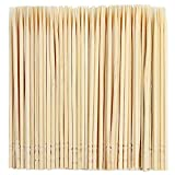 Palillos de cóctel YICOTA hechos de bambú, 1000 piezas Juego de palillos seguros con un solo...