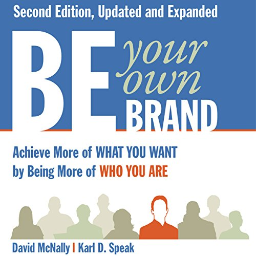 Be Your Own Brand audiobook cover art