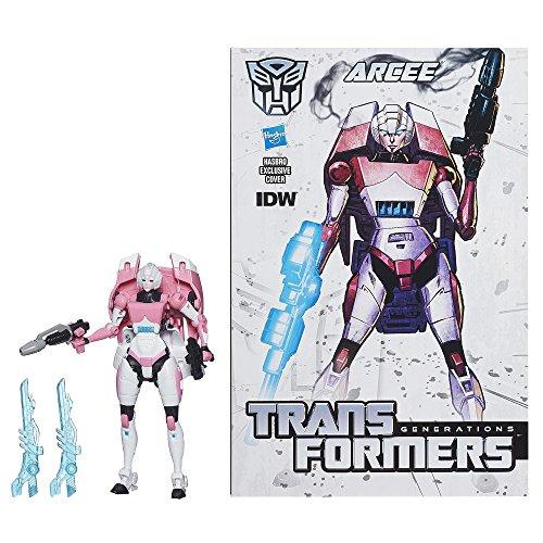 Transformers Generations Deluxe Class Arcee Figure