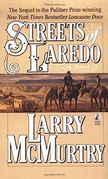 Streets Of Laredo book cover