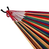 <span class='highlight'>YWCXMY</span>-<span class='highlight'>LDL</span> Portable Suitcase Steel Bracket Double Hammock Indoor And Outdoor Hanging Chair Swing Bed (Color : Red)