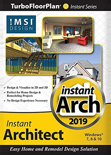 TurboFloorPlan Instant Architect 2019 [PC Download]