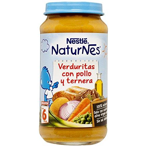 Nestlé Pure LEGUMES 250G TE C.POLLO