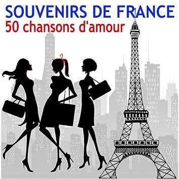Souvenirs de France (50 chansons d'amour)