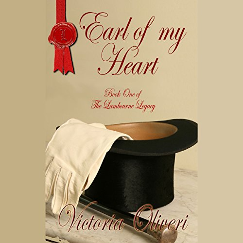 Earl of My Heart audiobook cover art