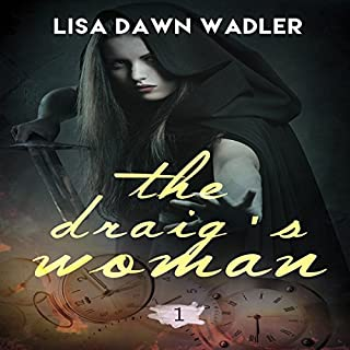 The Draig's Woman audiobook cover art