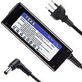 FSKE® 90W 19V 4.74A Alimentatore per ASUS Lenovo MSI Toshiba Satellite C660 L650 L750 AC Adapter,Fits PA-1650-78 ADP-45BW ADP-65JH PA3917U-1ACA Notebook Power 5.5 * 2.5mm