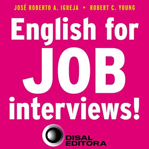 『English for Job Interviews!』のカバーアート
