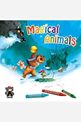 Magical Animals: The Three Bears, the Three Little Pigs & the Frog Prince (Campfire Junior) Paperback