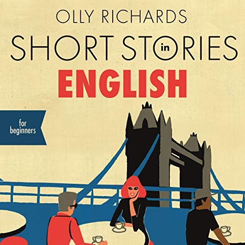 Short Stories in English for Beginners cover art