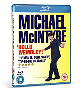 Michael McIntyre - 'Hello Wembley!'