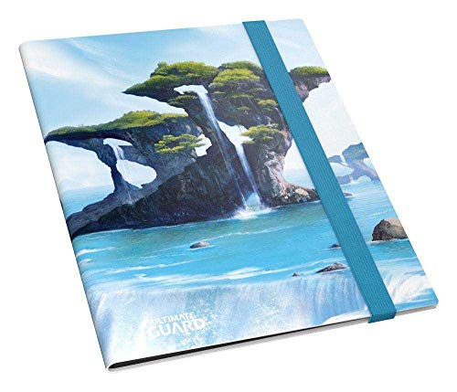Ultimate Guard 9-Pocket Flexxfolio raccoglitori ad UGD010834 Lands Edition Isola i Gioco di Carte