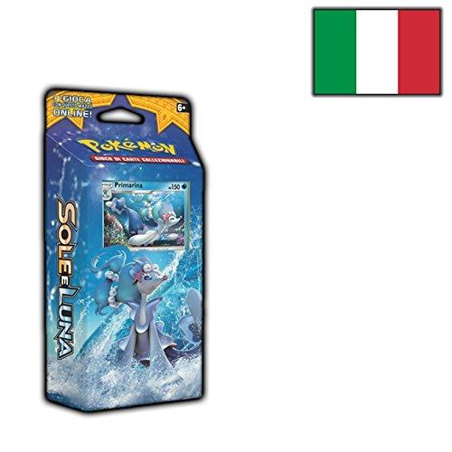 Lucenti Maree (Primarina) - Mazzo Pokémon Sole e Luna (IT)