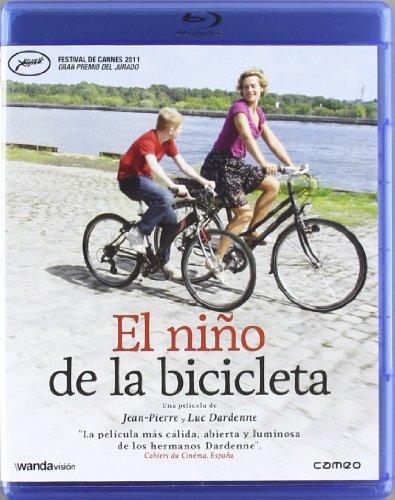 El Niño De La Bicicleta (Blu-Ray) (Import) (2012) Thomas Doret; Cecile De Fr