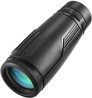 10x42 Monocular Telescope, High Power Monocular Telescope Compact with Night Vision Portable Waterproof BAK4 Prism FMC Len...