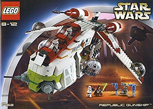 LEGO 7163 - Cannoniera Di Repubblica TM, 686 Pezzi