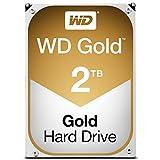 Western Digital WD2005FBYZ - Disco Duro Interno, 2 TB, Color Oro