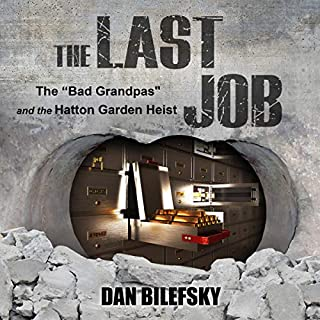 The Last Job cover art